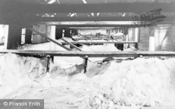 Middlewich, Murgatroyd's Salt Works Warehouse c.1900