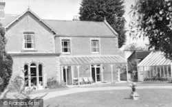 Middlezoy, Middlezoy House c.1960