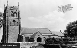 Middlezoy, The Church c.1955