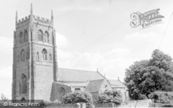 Middlezoy, The Church c.1960