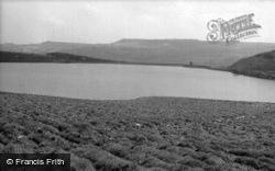 Midhope Reservoir c.1960, Midhopestones