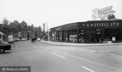 Midhurst, Bepton Road c.1965
