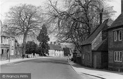 Midhurst, By The Grammar School In North Street c.1950