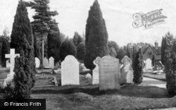 Midhurst, Cemetery 1907