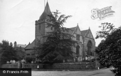Midhurst, Church Of St Mary Magdalene And St Denys 1912