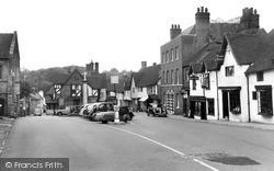 Midhurst, Church Street c.1955