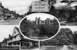 Midhurst, Composite c.1920