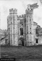 Midhurst, Cowdray Ruins 1912