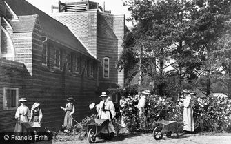 Midhurst, King Edward's Sanatorium 1907