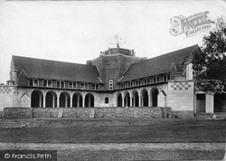 Midhurst, King Edward's Sanatorium, The Chapel 1906