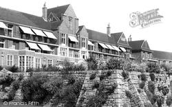 Midhurst, King Edward's Sanatorium, Wall Garden 1907