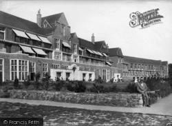 Midhurst, King Edward Vii Sanatorium 1907