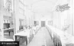Midhurst, King Edward Vii Sanatorium, Dining Hall 1913
