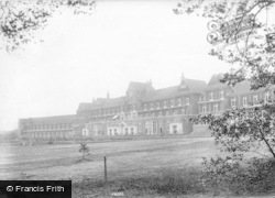 Midhurst, King Edward Vii Sanatorium From Pinewoods 1906