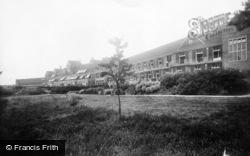 Midhurst, King Edward Vii Sanatorium From West 1913