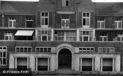 Midhurst, King Edward Vii Sanatorium South Front Entrance 1906