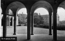 Midhurst, King Edward Vii Snatorium, Open Air Chapel 1912