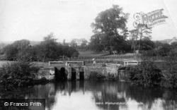 Midhurst, Mill Fall 1898