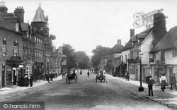 Midhurst, North Street 1906