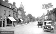 Midhurst, North Street 1921