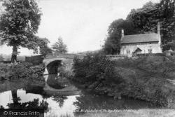 Midhurst, On The River 1898