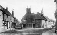 Midhurst, Rumbold's Hill 1898