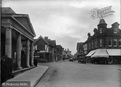 Midhurst, Rumbolds Hill 1931