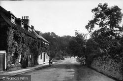 Midhurst, South End 1906