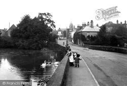 Midhurst, South End 1912