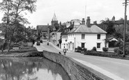 Midhurst, South Pond c1955