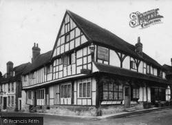 Midhurst, Spread Eagle Hotel 1906