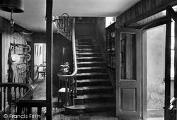 Midhurst, Spread Eagle Hotel, Staircase 1921