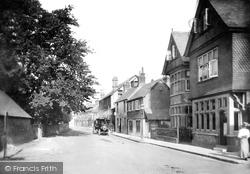 Midhurst, Station Road 1907