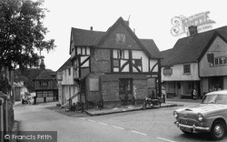 Midhurst, The Old Town c.1960