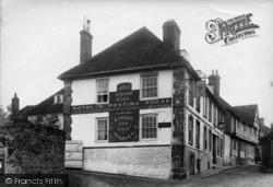 Midhurst, The Spread Eagle 1906