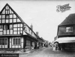 Midhurst, West Street 1906