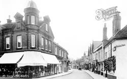Midhurst, West Street 1931