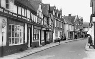 Midhurst, West Street c1965