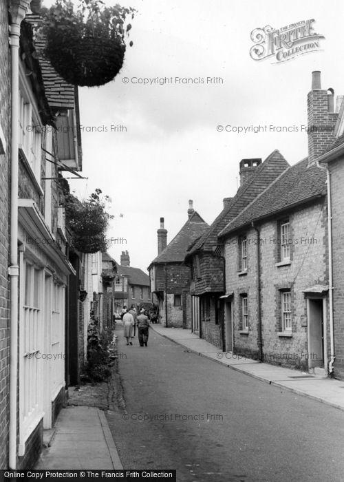 Photo of Midhurst, Wool Lane c.1960