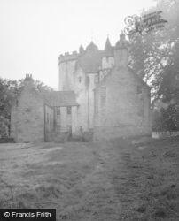 Midmar Castle, 1950