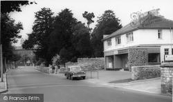 Midsomer Norton, High Street c.1965