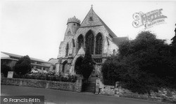 Midsomer Norton, Methodist Church c.1965
