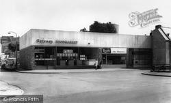Midsomer Norton, The Gateway Foodmarket c.1965