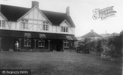 Midsomer Norton, The Green And Old People's Home c.1965