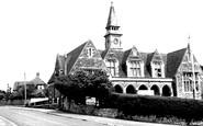 Milborne Port, the Village 1953
