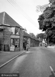 Milborne Port, The Village 1953