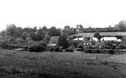 Milborne St Andrew, c1955