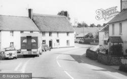 Post Office c.1960, Milborne St Andrew
