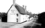 Milborne St Andrew, the Royal Oak c1960