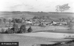 Mildenhall, From Malborough Hall c.1955